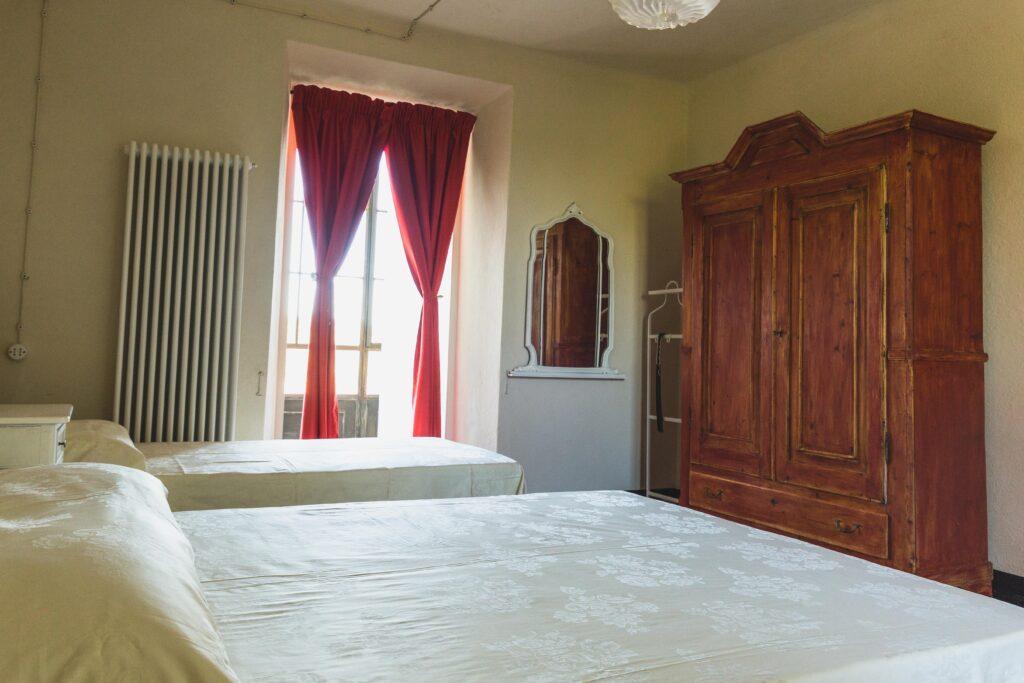 Camera rossa 3