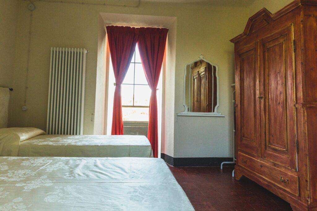 Camera rossa 2